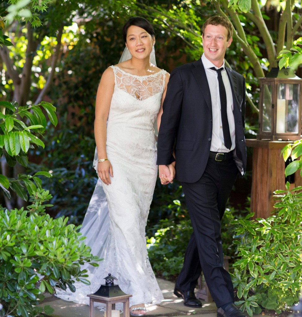 Mark Zuckerberg's marrige