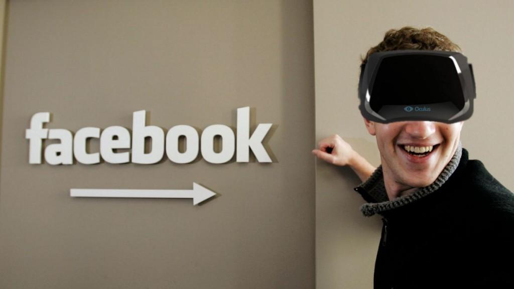 Mark Zuckerberg and the Oculus