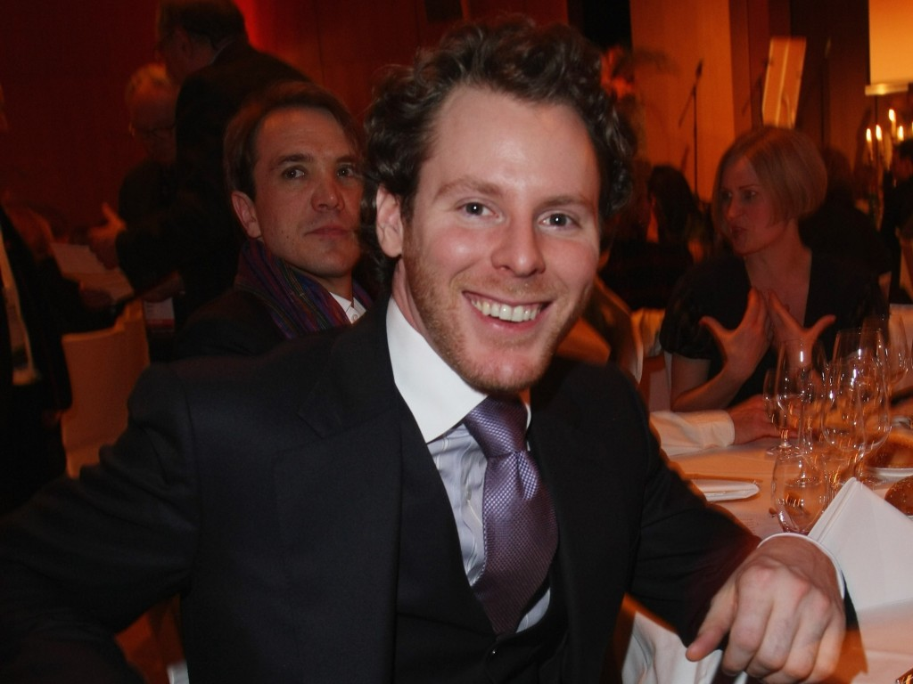 Naspster co-founder Sean Parker